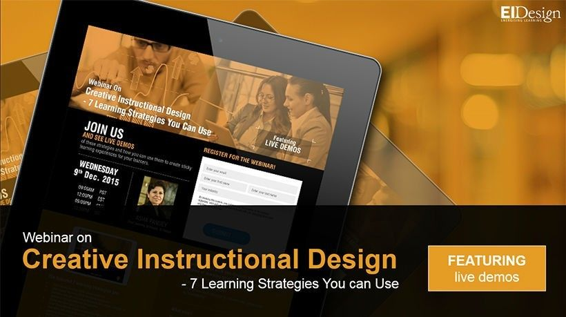 Creative Instructional Design: 9 Examples Of Learning Strategies You Can Use And A Free Gift For Instructional Designers!