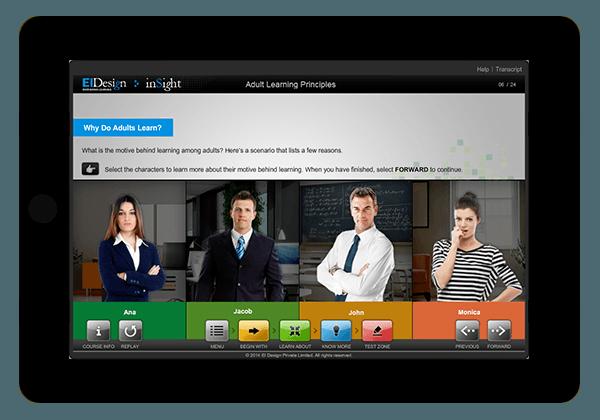 EI Design Webinar Example 5