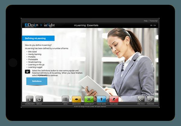 EI Design Webinar Example 7
