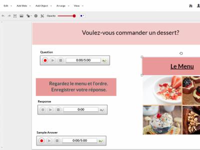 Screenshot of XpressLab
