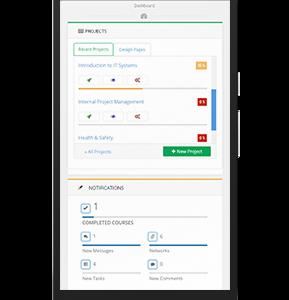 Screenshot of eNetAuthor®