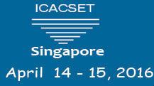 ICACSET 2016