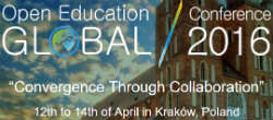 Open Education Global Conference 2016