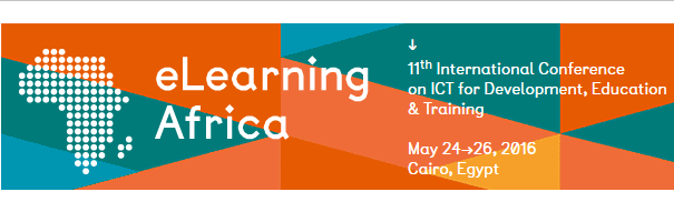 eLearning Africa 2016 - Making Vision Reality