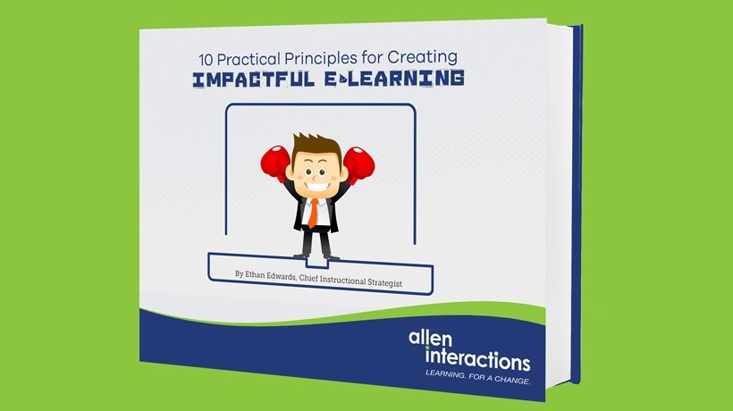 Free eBook: 10 Practical Principles For Creating Impactful eLearning