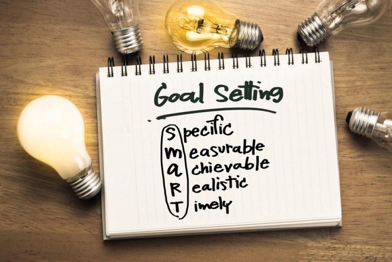 Set correct goals