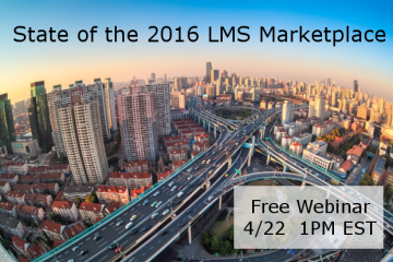Talented Learning Webinar: State of the LMS Market, 2016 Research Highlights