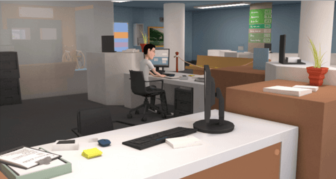 3D simulation software