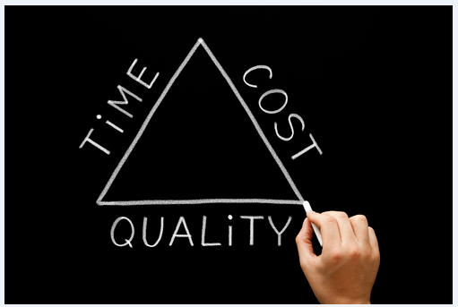 eLearning Solutions: 5 Ways Τo Balance Τhe Time-Cost-Quality Triad
