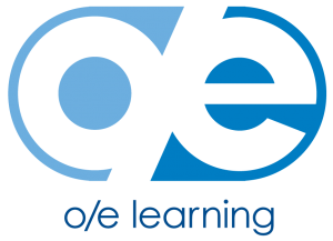 o/e learning logo
