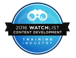 Training Industry Names LearningMate To 2016 Content Development Watch List