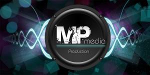 MP Media Production logo