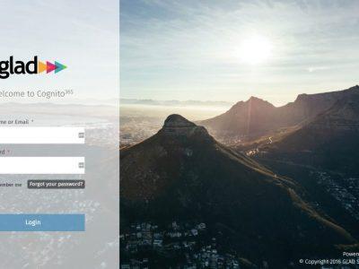 Screenshot of Cognito365