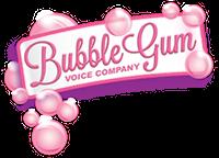 Bubblegum Voice Company logo