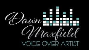 Dawn Maxfield Voiceovers logo