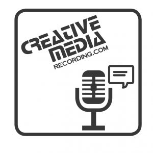 Creative Media Recording logo