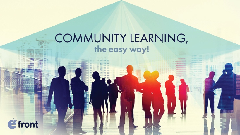 Connected For Learning: Social Enterprise Learning With eFrontPro For IBM Connections
