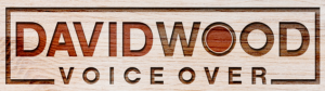David Wood Voice Over logo