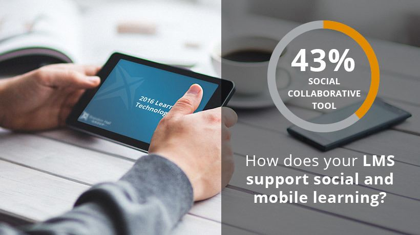 Why More Companies Are Shifting Toward Social And Mobile Learning Tools