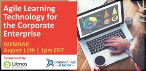 Agile Learning Technology For The Corporate Enterprise