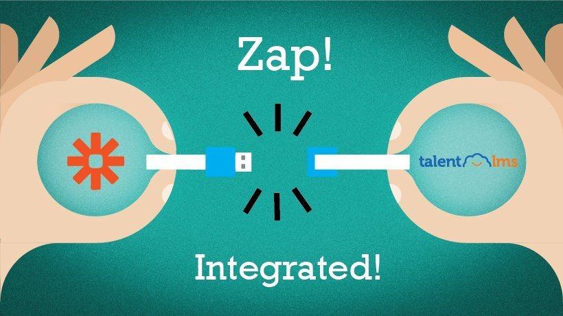 It Just Works, Part 3: Zapier Integration In TalentLMS