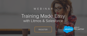 Training Made Easy With Litmos And Salesforce