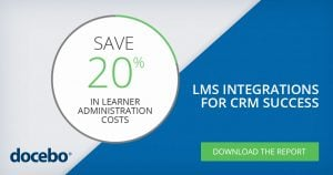 CRM And LMS Integration To Increase Sales And Streamline Business Performance