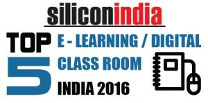 G-Cube In Top 5 e-Learning/Digital Classrooms 2016 In India
