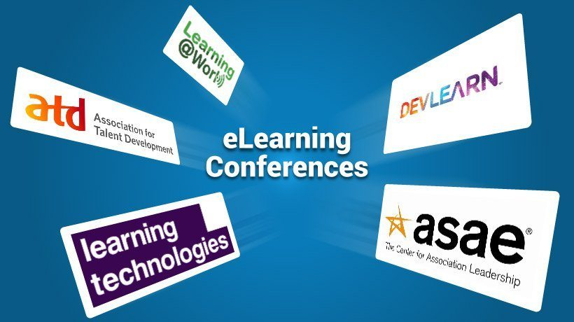 6 eLearning Conferences To Note In Your Calendar