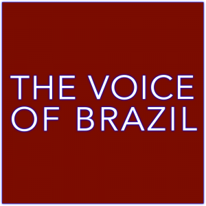 THE VOICE OF BRAZIL logo