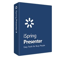 iSpring Presenter logo