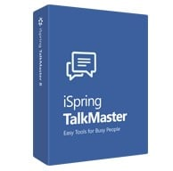 iSpring TalkMaster logo
