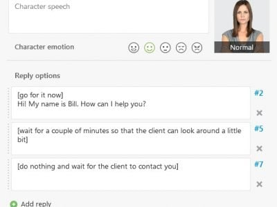 Screenshot of iSpring TalkMaster