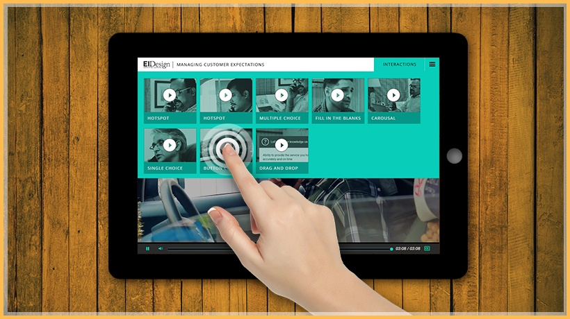 Turn Passivity To Interactivity: How To Use Interactive Videos For Learner Engagement