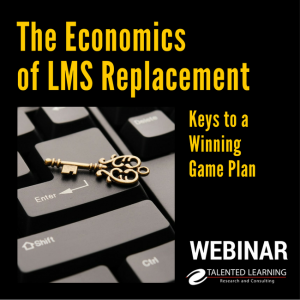 "Tech Analyst John Leh To Clarify ""Economics Of LMS Replacement"" In Webinar"
