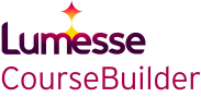 Lumesse CourseBuilder logo