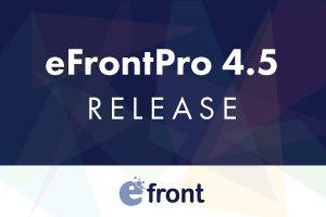 Epignosis LLC Releases eFrontPro 4.5 Update