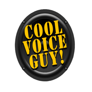 Cool Voice Guy logo