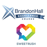 SweetRush Honored With Nine Brandon Hall Excellence Awards