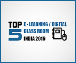 Learnnovators Among Top 5 E-Learning/Digital Classrooms In India For 2016