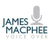 James MacPhee Voiceover Inc logo