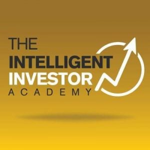 The Intelligent Investor Academy logo