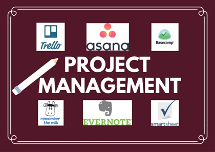 Favorite tools for e-learning project management