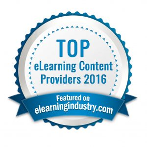G-Cube In Top 10 eLearning Content Development Companies List For 2016