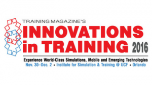 Innovations In Training 2016