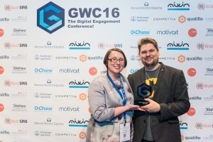 International Award For Gamification Nation