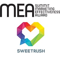 SweetRush Wins Platinum Award For Education Marketing