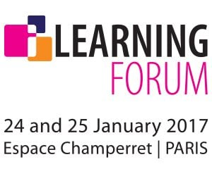 iLearning Forum 24 And 25 January 2017, Paris, France