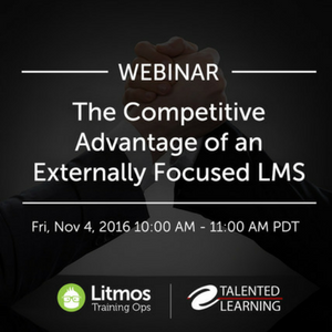 Talented Learning Analyst Teams With Litmos To Share Customer LMS Guidance