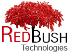 RedBush Technologies logo